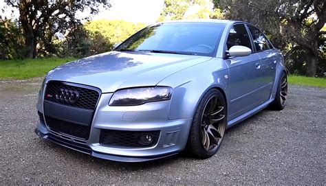 best audi rs 4 audi rs4 b7 one of the best used sports sedans
