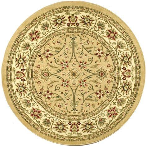 8 foot area rugs safavieh lyndhurst beige ivory 8 ft x 8 ft area