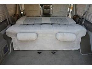 find used dodge ram hi top conversion van wood tv dvd With van sofa bed for sale
