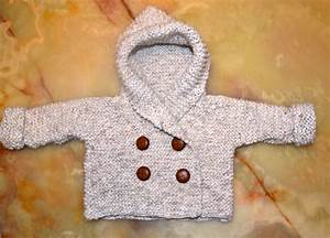 Babybadetuch Mit Kapuze : strickanleitung baby jacke mit kapuze in 3 gr en ~ A.2002-acura-tl-radio.info Haus und Dekorationen
