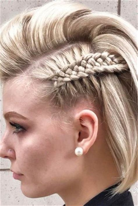50+ Simple Trendiest Braids For Short Hair