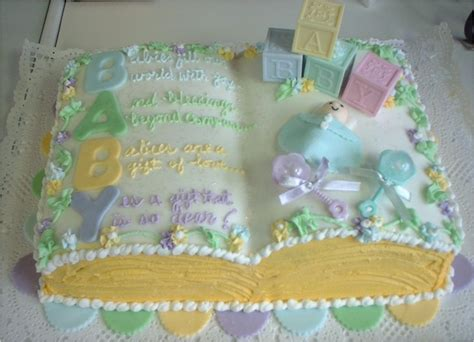 Baby Shower : 40 Creative Baby Shower Cakes And Ideas
