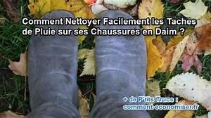 Nettoyer Le Daim : comment nettoyer facilement les taches de pluie sur ses chaussures en daim ~ Nature-et-papiers.com Idées de Décoration