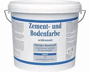 Boden Beton Farbe : acryl zement und bodenfarbe 5 0 l bei hornbach kaufen ~ Sanjose-hotels-ca.com Haus und Dekorationen