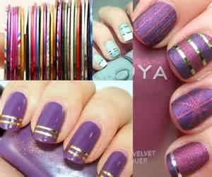 Nail art designs with lines joy studio design gallery best