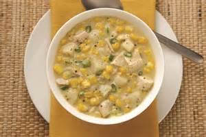 Chicken Corn Chowder Recipe