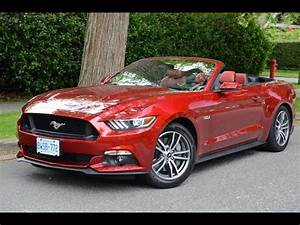 Ford Mustang Cabriolet : 2015 ford mustang convertible review youtube ~ Jslefanu.com Haus und Dekorationen