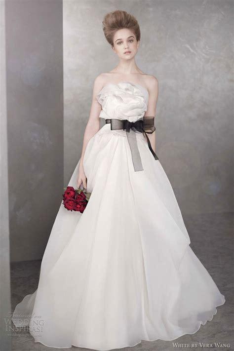 White By Vera Wang Spring 2012 Wedding Dresses Wedding