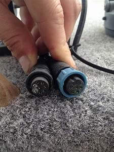 Navman Sounder Plugs Broken