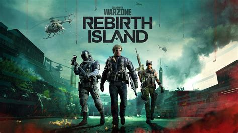 rebirth island  call  duty warzones biggest