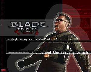 Blade Trinity - Blade Wallpaper (930541) - Fanpop