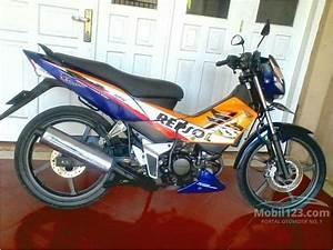 Jual Motor Honda Sonic 2001 0 1 Di Jawa Tengah Manual Orange Rp 14 000 000 - 2811913