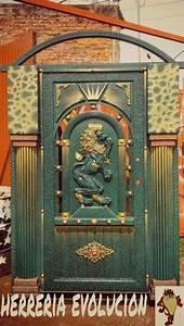 Puertas, Modernas, Herreria, 1, 00, En, Mercado, Libre, Con