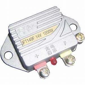 Diesel Engine Charging Alternator Voltage Regulator 12  24v
