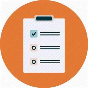 Checkbox, checklist, file, planning icon | Icon search engine