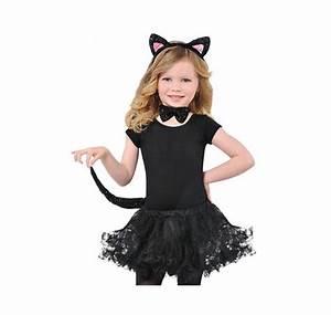Deguisement Chat Fille : acheter accessoires de d guisement enfant halloween en chat noir ~ Preciouscoupons.com Idées de Décoration