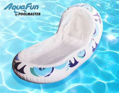 Aquafun Boats Net by Aquafun Lounge Chair With Net Pool Chair Bed
