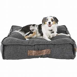 harmony grey lounger memory foam dog bed petco With cheap memory foam dog beds
