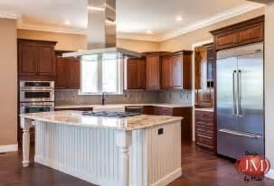 center islands in kitchens new center island kitchen design in castle rock jm kitchen and bath
