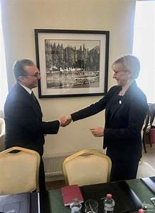 The Armenian Foreign Minister Met With The Osce Office For Democratic Institutions And Human
