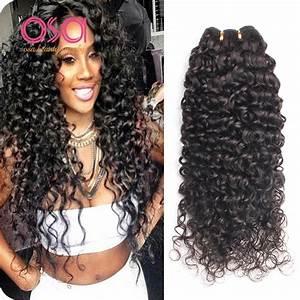 VIP Beauty Hair Brazilian Deep Wave Hair Curly 3Pcs Mink