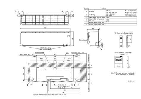 mitsubishi ac wiring diagram outdoor unit heavy industries