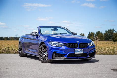 review  bmw  competition cabriolet car