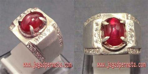 jual batu merah delima yang asli jual batu permata hobi permata