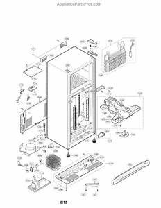 Parts For Lg Ltc22350ss  Case Parts