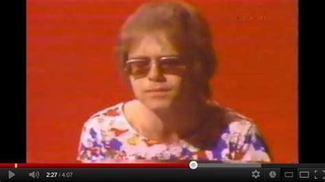 The One Elton Testo - your song la canzone di oggi