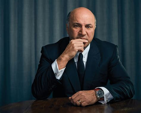 Kevin O'leary Makes Bid For Conservative Leadership