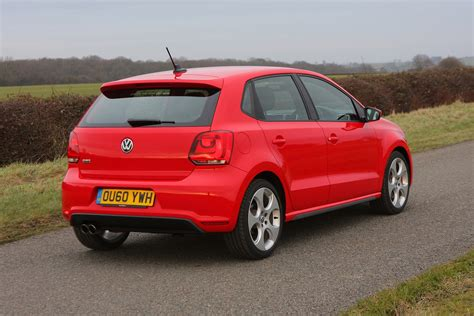volkswagen polo volkswagen polo gti review 2010 parkers