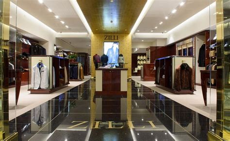 Streetsense Designs Second Us Store For Luxury Men's