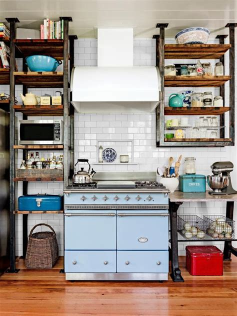 Quirky Kitchen Design Ideas To Steal From Hgtv Magazine  Hgtv