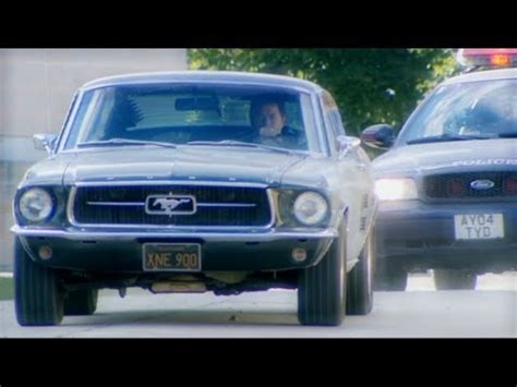Ford Mustang Police Chase   Wheeler Dealers   YouTube