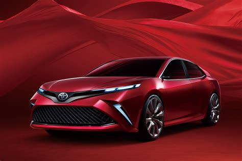 Wallpaper Toyota Camry Concept Cars 4k Automotive