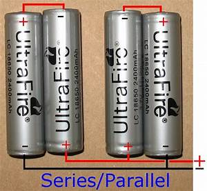 Building A Four Cell Battery Pack  How To Charge It