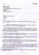 Nazirya Nazim Complaint Letter Against Sarkunam To The Police Complaint Letter Format Letter Of Recommendation Complaint Letters In PDF Free Premium Templates IDEA Formal Complaint Model Form Letters And Forms