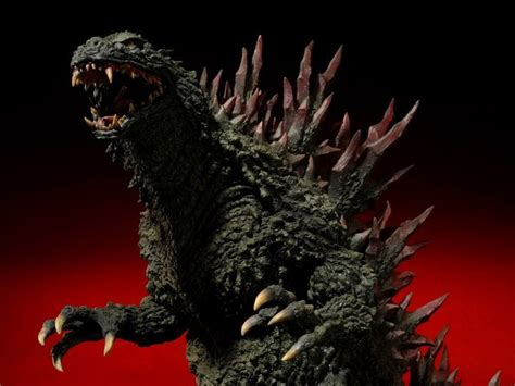 Godzilla Gigantic Series Yuji Sakai Modeling Collection