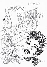 Coloring Ella Fitzgerald Famous Printable Adult Mandela Nelson History Forest Month Adults Pdf African Reading Worksheets Comprehension Kindergarten Enchanted Getdrawings sketch template