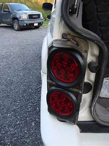 Led Tail Light Wiring Problems