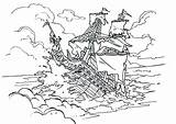Coloring Pages Ship Pirate Sunken Pearl Drawing Oasis Cruise Getcolorings Sinking Printable Print Cartoons Movies Pirates Own Drawings Paintingvalley sketch template