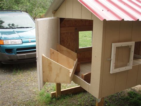 Barn Chicken Coop by Barn Chicken Coop Backyard Chickens