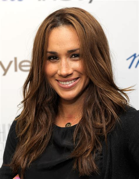 The american actress, best known for her role as rachel zane in us tv drama suits. Hairvolution! Meghan Markle's hair transformation | Page 2 of 7 | All4Women