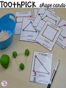 2d Shape Activities For Preschool  Pre-k  And Kindergarten