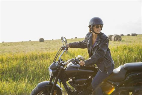 The First Steps To Riding A Motorcycle