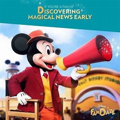 Disneyland Disney Paris Fandaze Trip Mickey Mouse