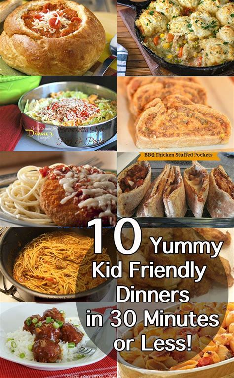 kid friendly meals for dinner best 30 minute dinner recipes easy midweek meals recipes everything and kid