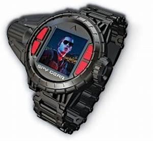 Spy Gear Tri-Optics Video Watch | Vidolos