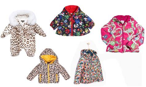 piumoni bambini piumini per bambini i modelli pi 249 fashion dell inverno 2016